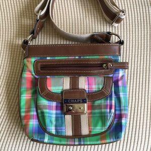 Chaps Crossbody Handbag